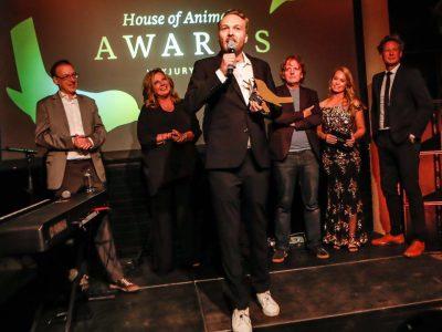 Nederlandse 'Oscars' voor dierenwelzijn